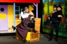 """2015 """"Pippi Langstrumpf"""" Foto: das kleine hoftheater"""